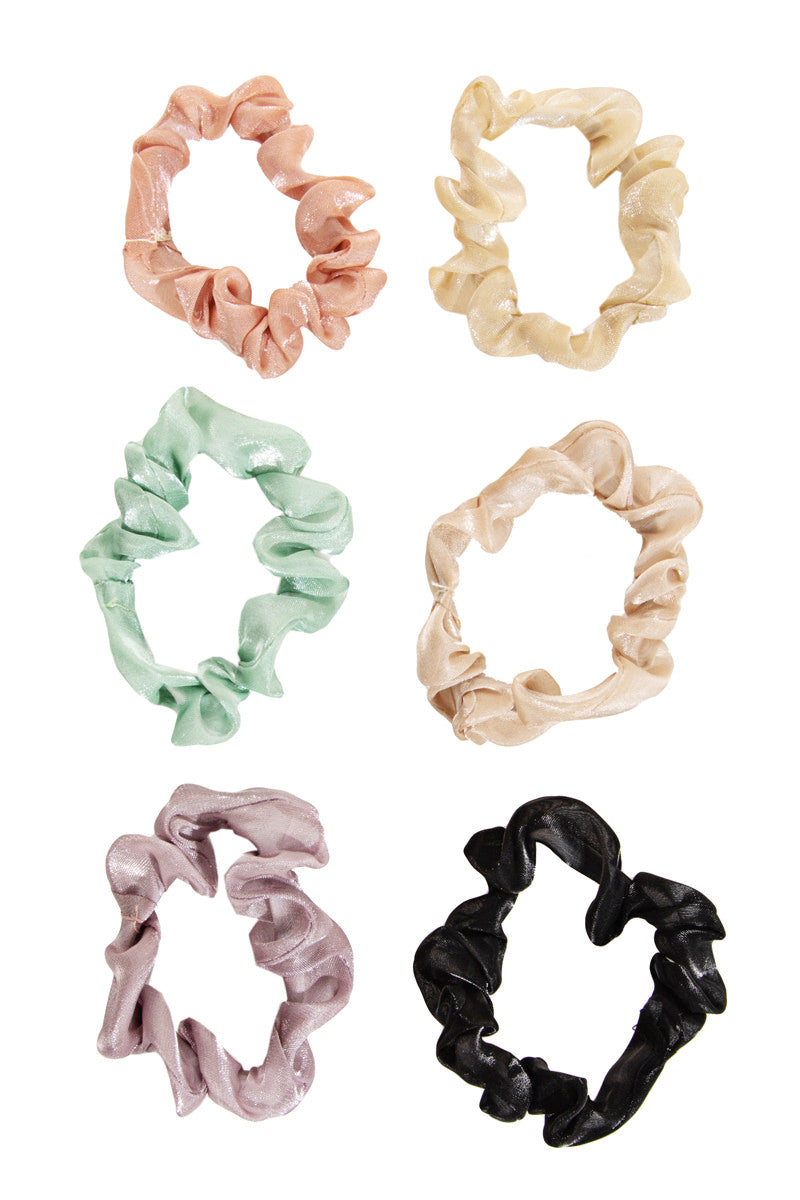 Grete Scrunchie Set - Proper