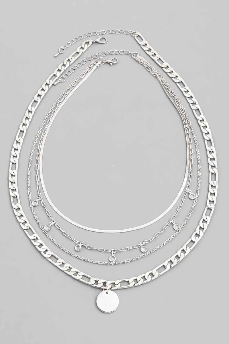 Erin Layered Necklace - Proper