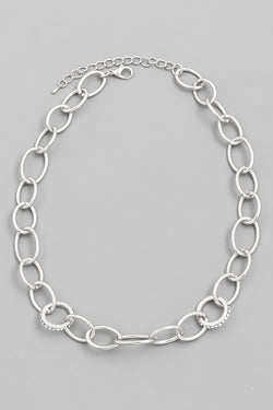 Lisa Cable Chain Necklace - Proper