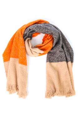 Color Block Scarf - Proper