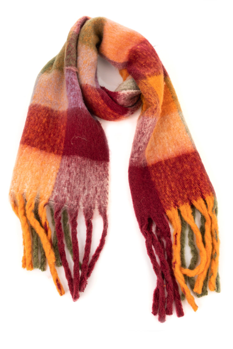 Sallie Colorblock Scarf - Proper