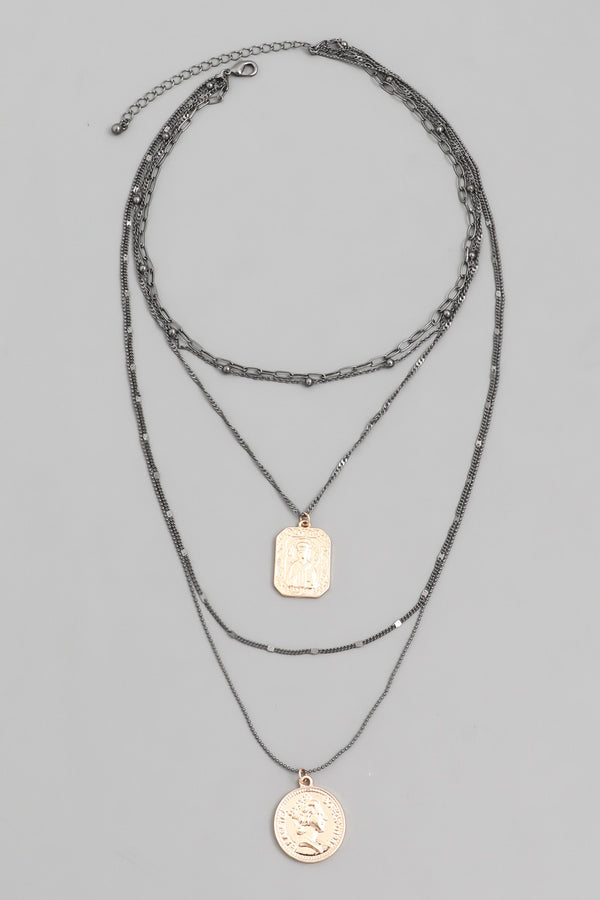 Isa Layered Necklace