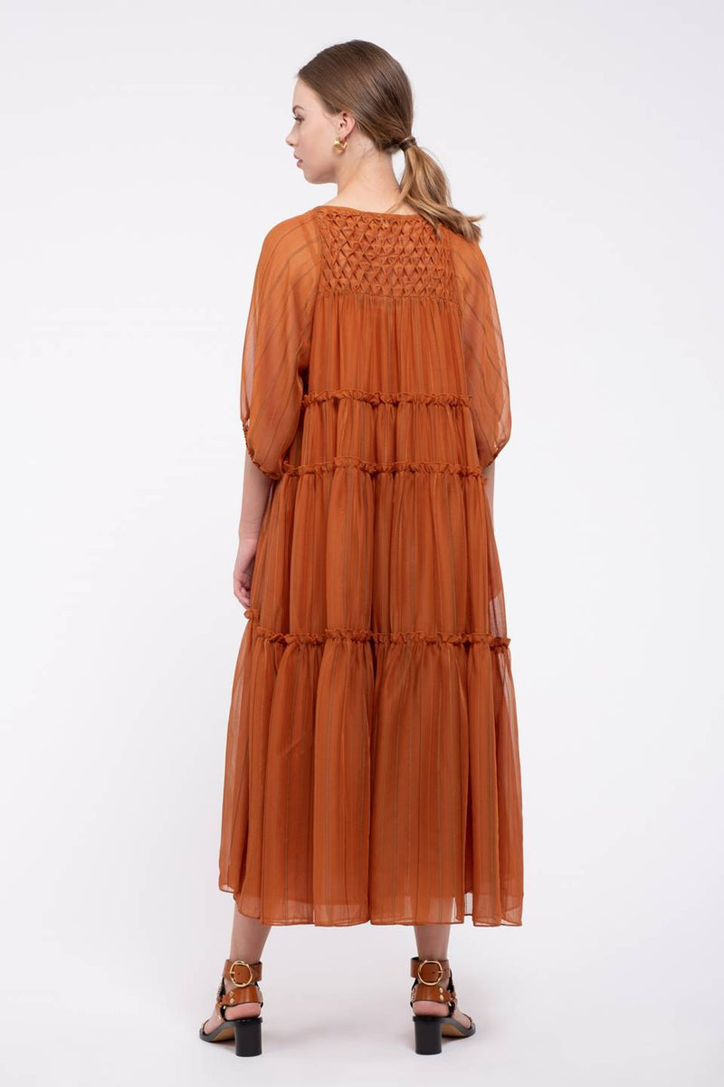 Margit Dress - Proper-Shops