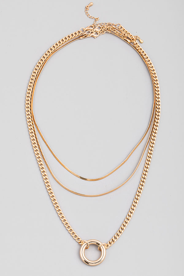 Iyla Necklace - Proper-Shops