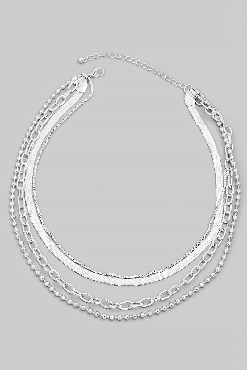 Nico Necklace - Proper-Shops