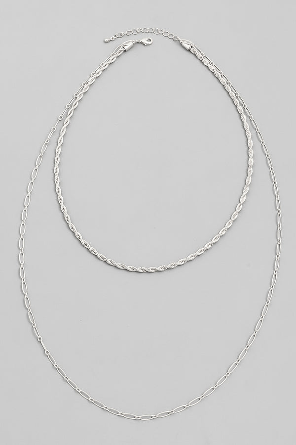 Isobel Necklace - Proper-Shops