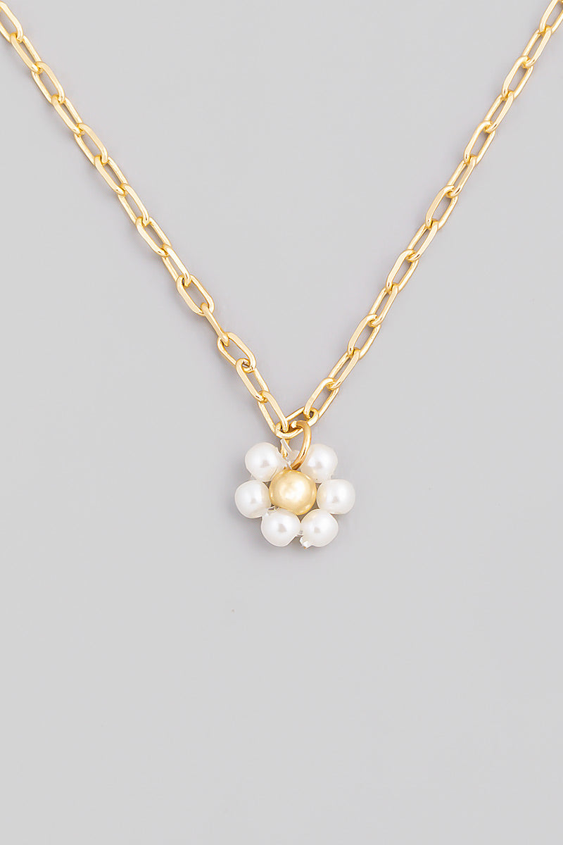Daisy Necklace - Proper