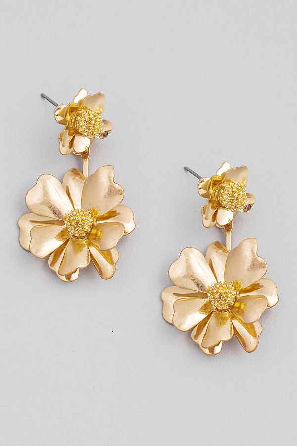 Gemma Earrings - Proper-Shops