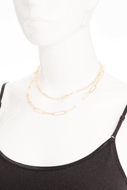 Jones Layered Necklace - Proper-Shops