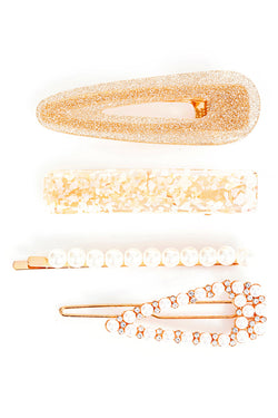 Bette Hair Clip Set - Proper-Shops