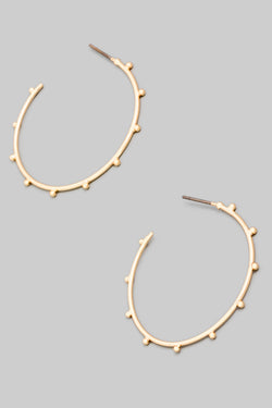 Layla Hoop Earrings