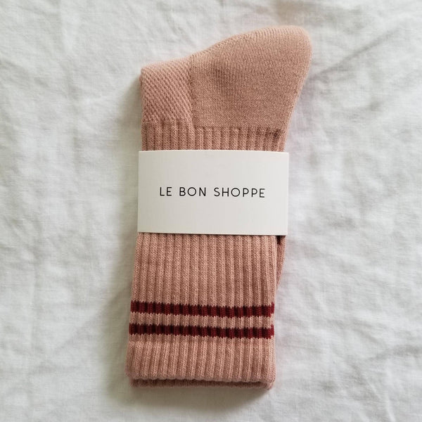 Boyfriend Socks - Proper-Shops
