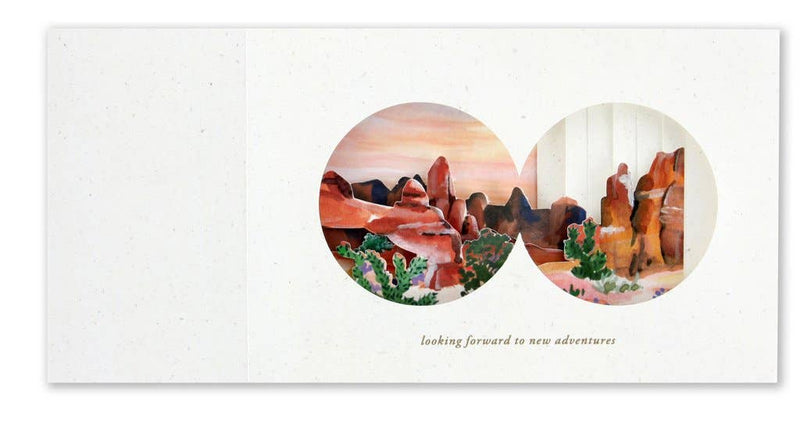 Desert View Card - Proper