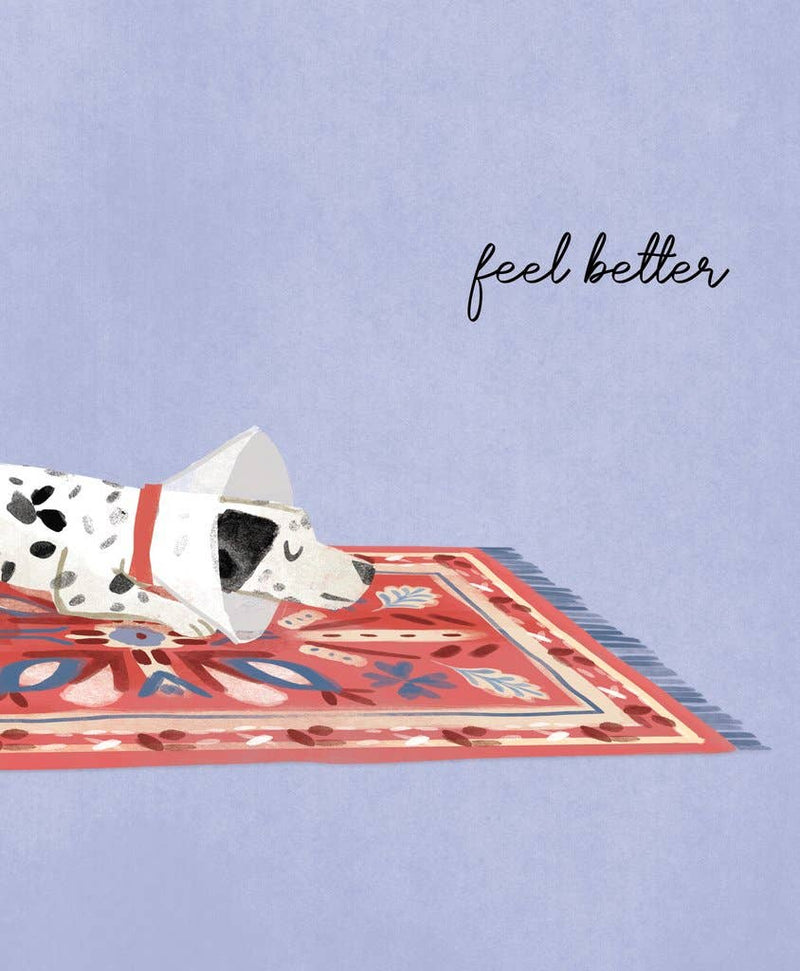 Feel Better Pop-Up Card - Proper