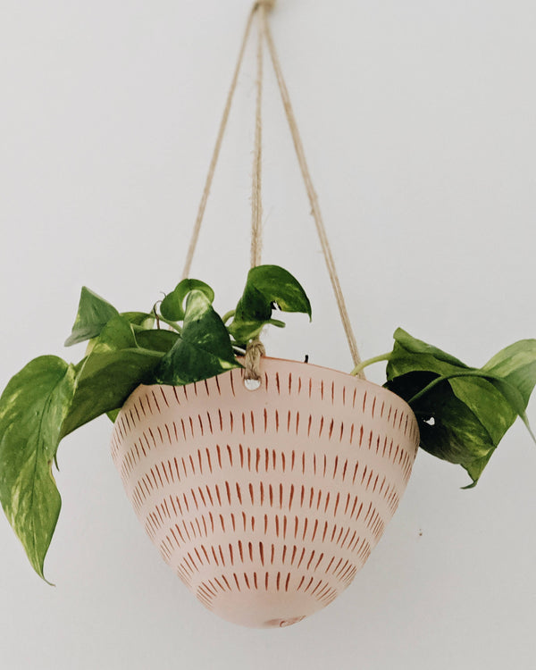 Dash Hanging Planter - Proper-Shops
