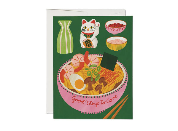 Ramen Bowl Card - Proper-Shops