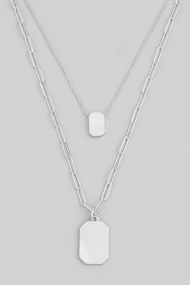 Rachel Layered Necklace - Proper
