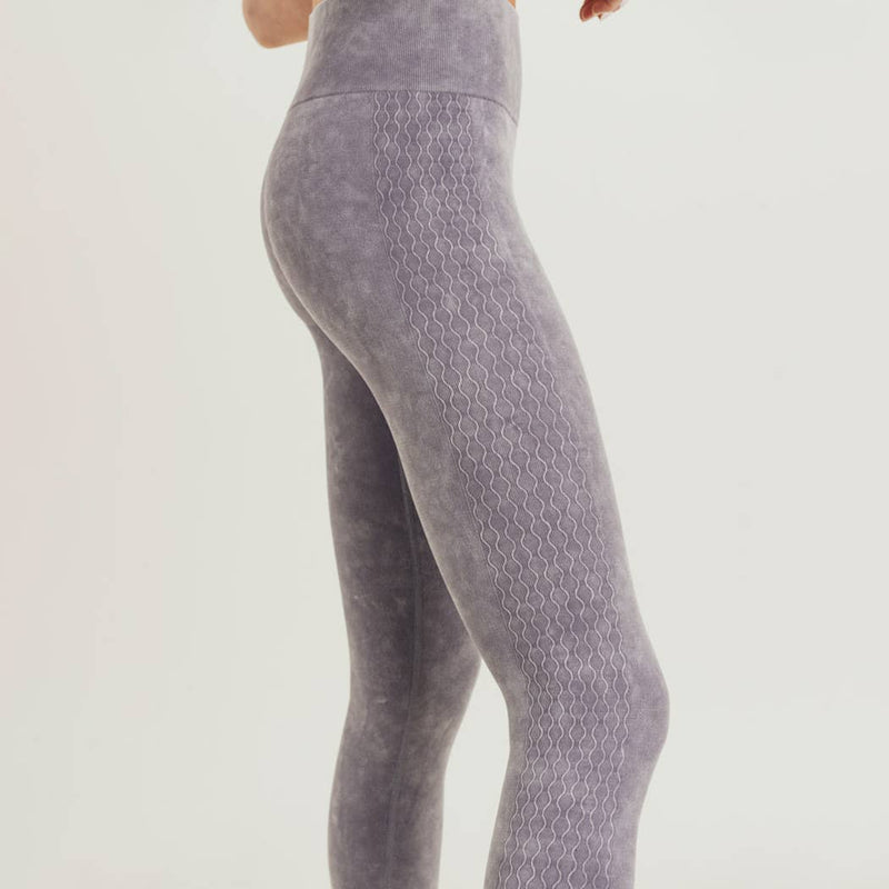 Mauve Leggings - Proper-Shops