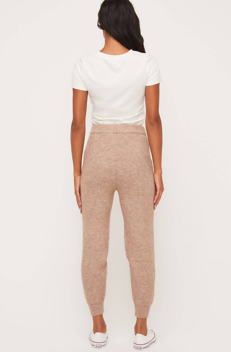 Toffee Sweater Jogger - Proper-Shops