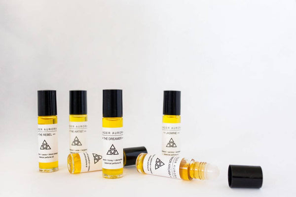 Botanical Perfume Oil - Proper-Shops