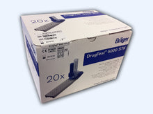 Drager DrugTest 5000 test SIX SAFETY SYSTEMS