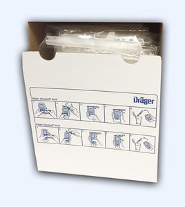 Dräger AlcoTest Mouthpieces - Box of 100