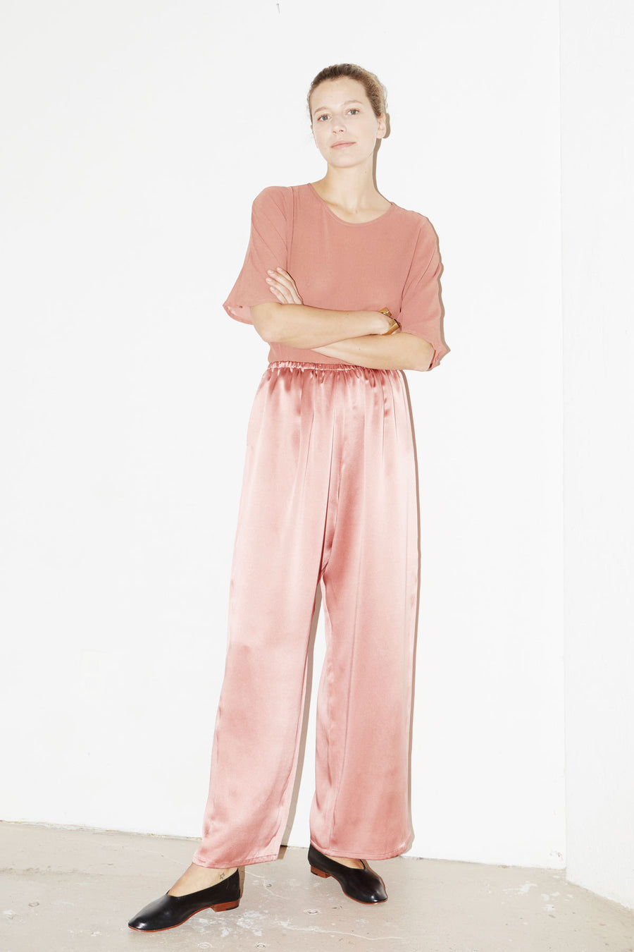 Orchid Pink Judo Pants