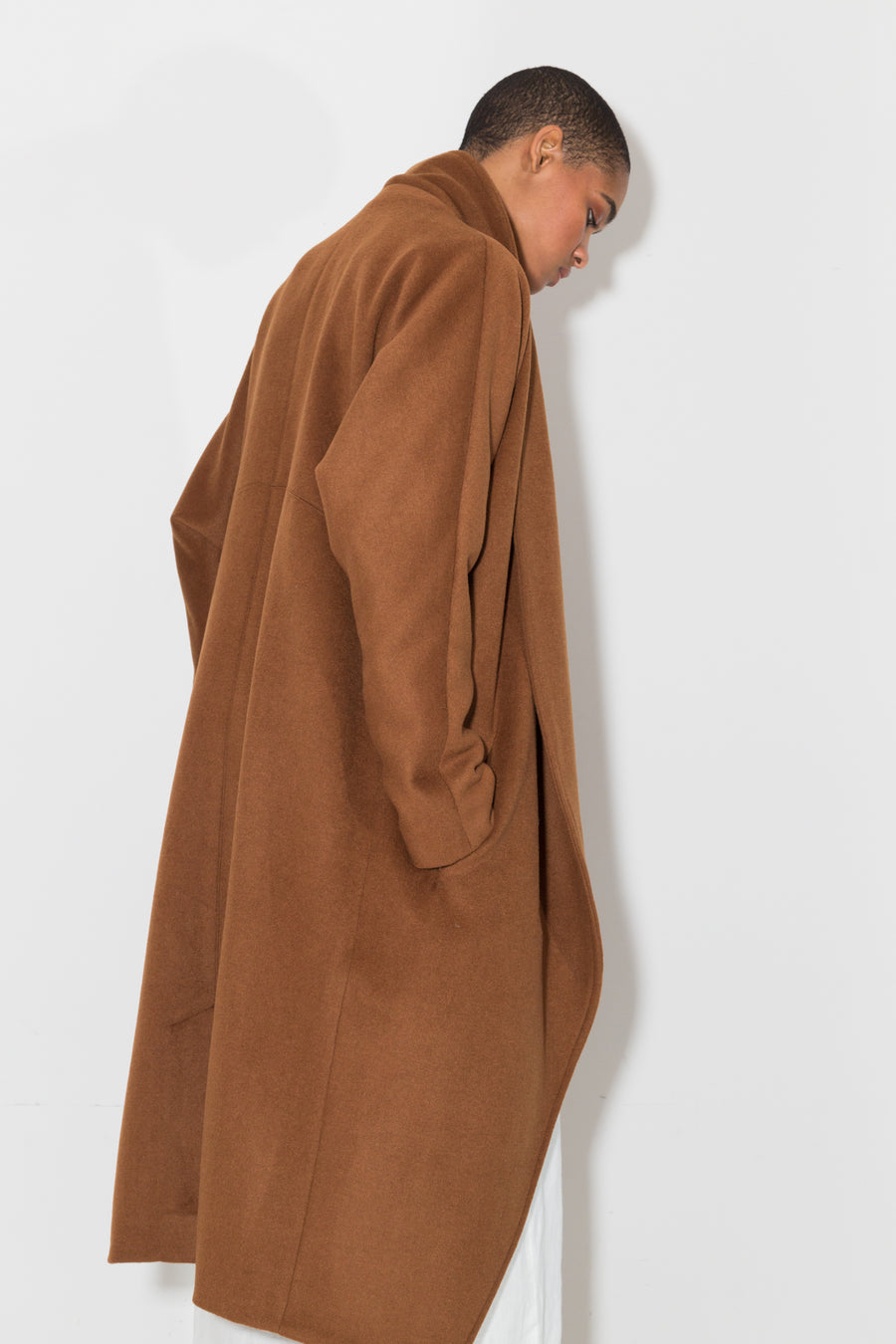 Terra Wool Escape Coat