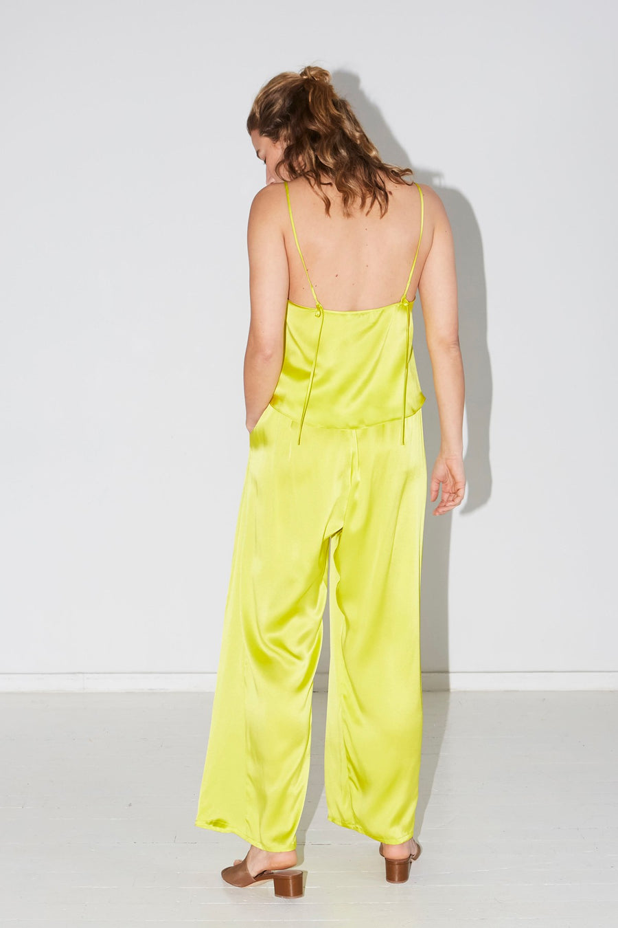 Citron Judo Pants