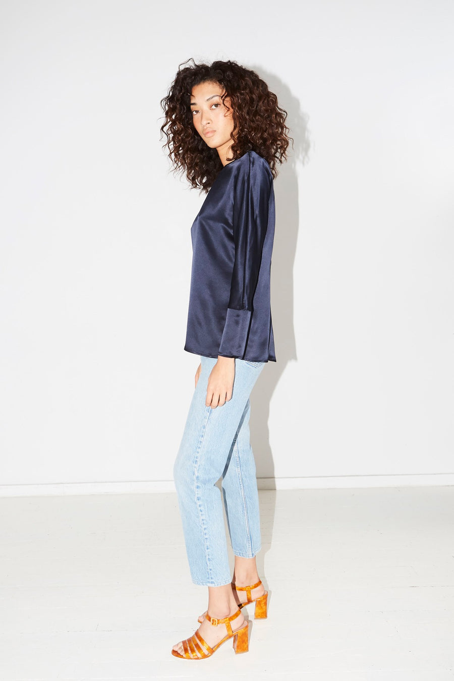 Blue Moon Esther Top