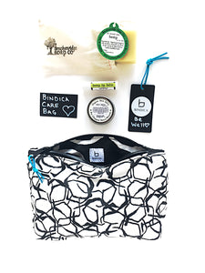 Cannabis Gifts  |   Bindica Honeycomb Care Bag