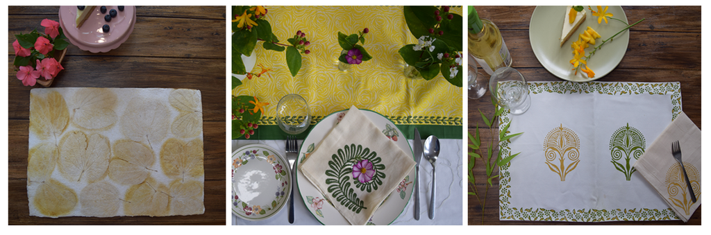 Summer floral table top decorations options