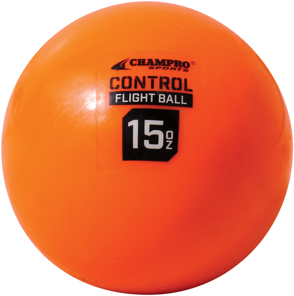 "Champro Control Flight 9"" Weighted Training Balls 15 oz. (Single) 