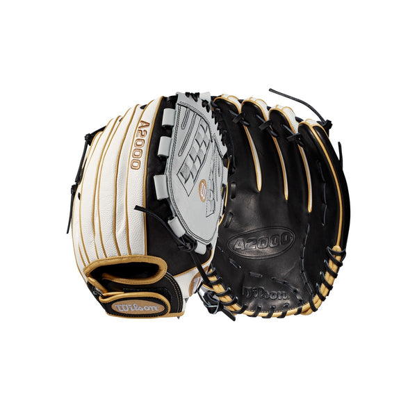 "Wilson 2019 A2000 V125 Superskin 12.5"" Softball Glove 