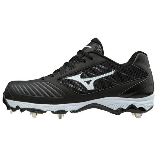 Mizuno 9-Spike Advanced Sweep 4 Low Metal Softball Cleat | allstarptc.shop