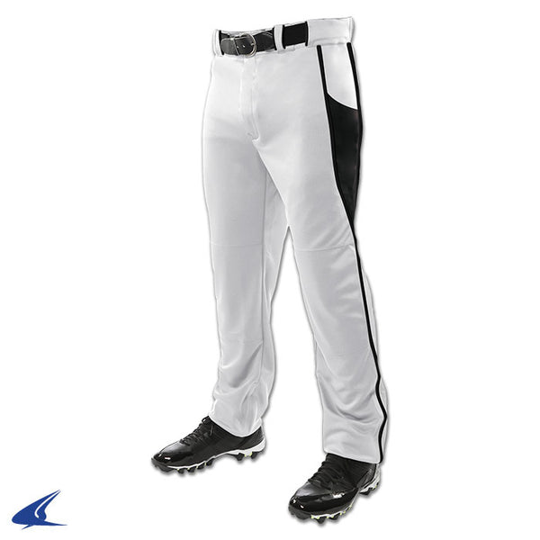 Champro Baseball Pants Triple Crown Open Bottom 2 w/ Piping Youth | allstarptc.shop