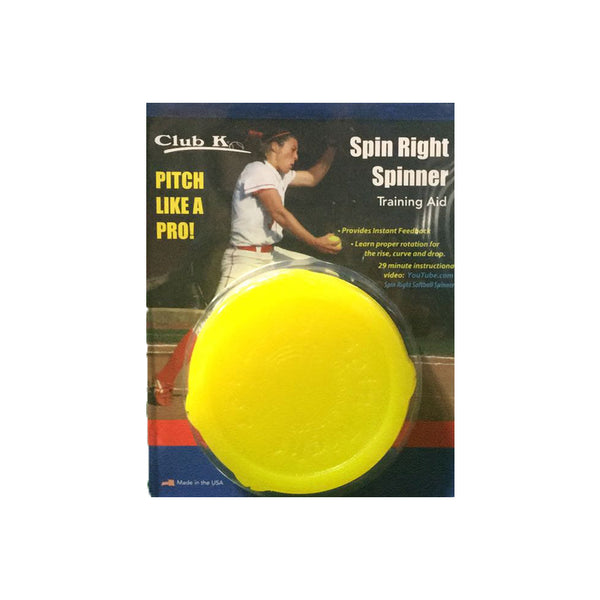 Club K Spin Right Spinner Training Aid | allstarptc.shop