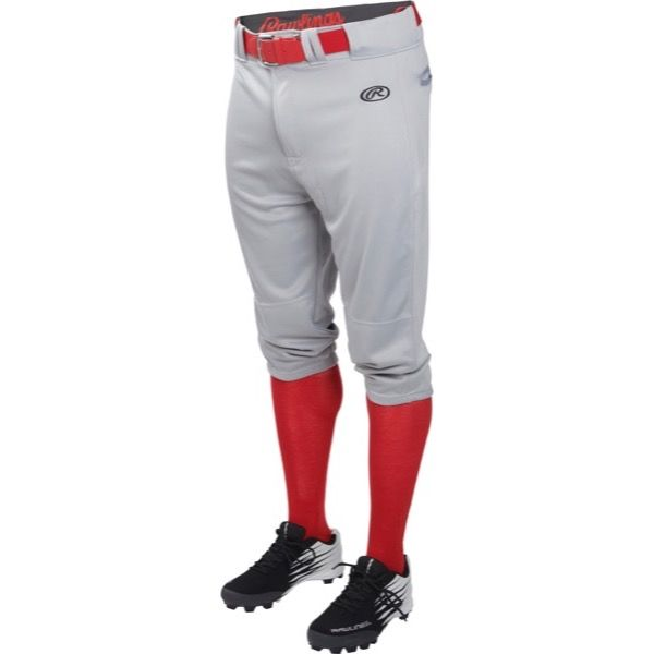 Rawlings Baseball Pants Launch Knicker Youth | allstarptc.shop