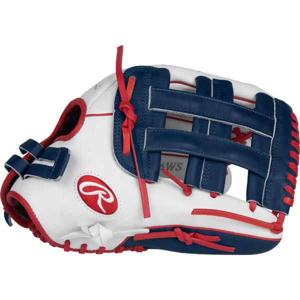 "Liberty Advanced 13"" RLA130-6WNS Softball Glove"