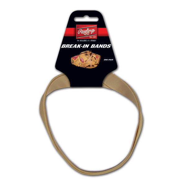 Rawlings Break-in Bands - Jumbo Rubber Bands | allstarptc.shop