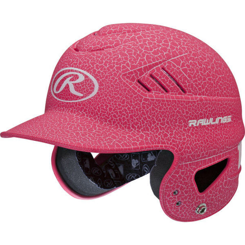 Rawlings Coolflo T-Ball Batting Helmet Crackle Finish | allstarptc.shop
