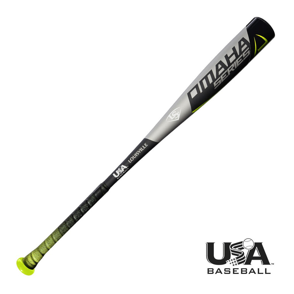 Louisville Slugger 2018 Omaha 518 (-10) USA Baseball Bat | allstarptc.shop