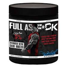 5% Nutrition Full As F*ck Nitric Oxide Booster