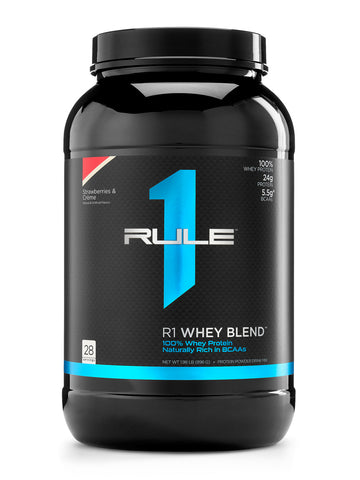 Rule 1 Whey Blend Protein