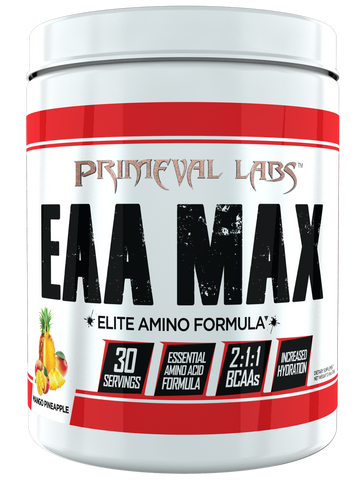 Primeval EAA Max 30 Servings