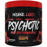 Insane Labz Psychotic HELLBOY Edition  35 servings