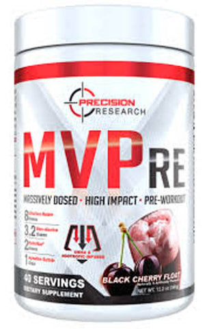 Precison Research MVPre Preworkout 40 servings