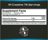 Rule1 Creatine 75 Serving