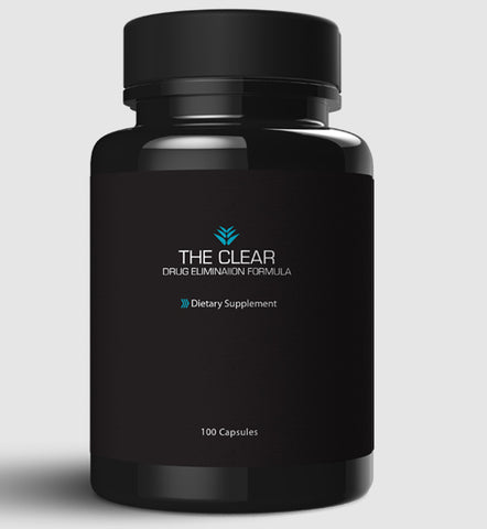 The Clear Drug Detox 100c 100sv