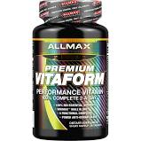 ALLMAX Premium VitaForm Performance Vitamin 60c/30sv